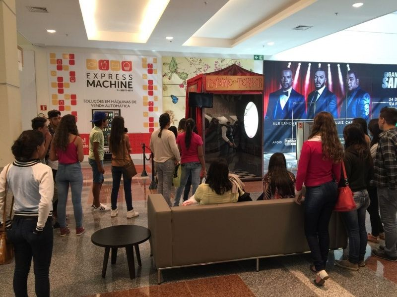 Onde Encontro Realidade Virtual para Shopping Center Itu  - Simuladores para Shopping Center